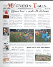 Mountain Times – Volume 49, Number 38 – Sept.16-22, 2020