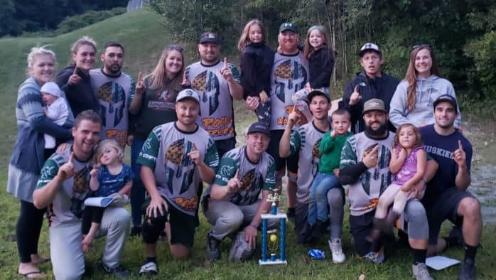 Chittenden Softball League champions crowned