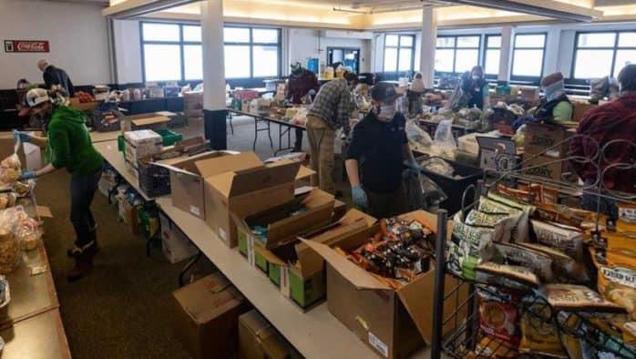 Killington to host food giveaway Oct. 29