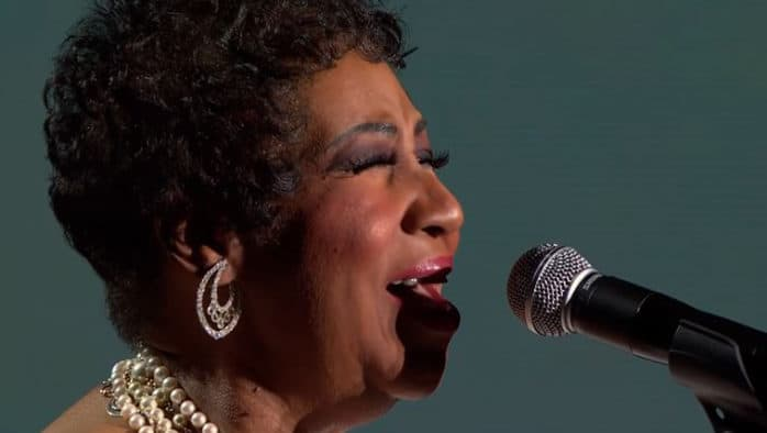 Aretha Franklin's 'Amazing Grace' to show in Ludlow, Saturday