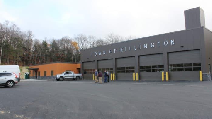 Killington Public Safety Building prepares to open, budget shortfall discussed