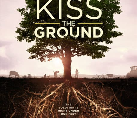 Screening of 'Kiss the Ground' and flat bread pizza at Mission Farm