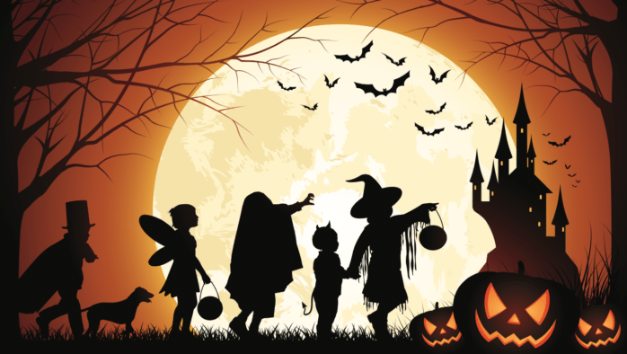 Chittenden Library hosts trails and treats