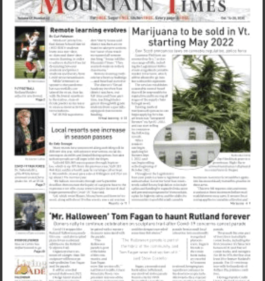 Mountain Times – Volume 49, Number 42 – Oct.14-20, 2020