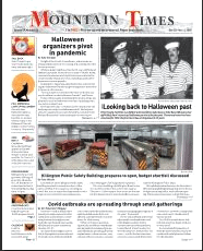 Mountain Times – Volume 49, Number 44 – Oct.28 – Nov.3, 2020