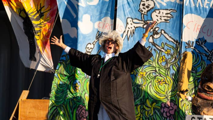 Camp Meade to host Bread and Puppet Theater performance
