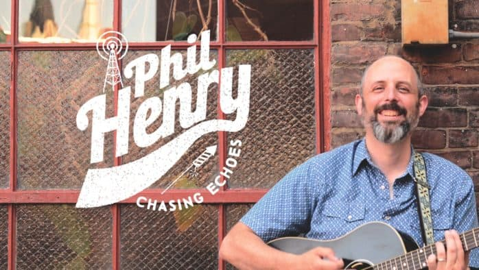 Singer-songwriter Phil Henry to release CD, drive-in style in Brandon