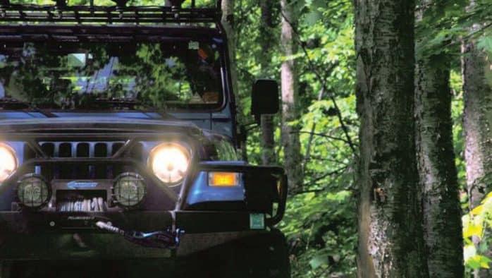 Jeeps take over Killington