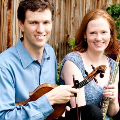 Rochester Chamber Music Society presents concert of flute, viola, and piano