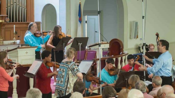 Central Vermont Chamber Music Festival continues in its second week at Chandler Music Hall