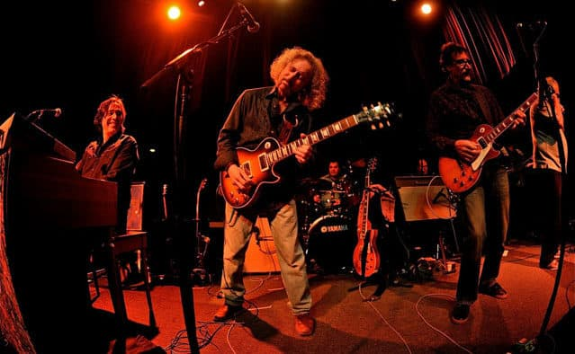 Live at the Fillmore performs final concert of 2014 Cooler in the Mountains series
