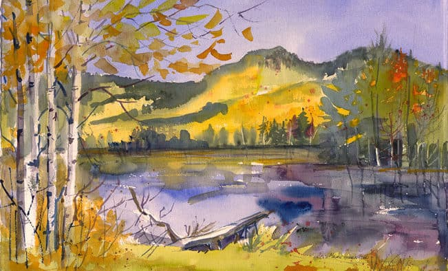 """Killington Arts Guild opens new gallery show, """"Vermont and Me"""""""