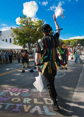 Chandler Center for the Arts celebrates 22nd annual New World Festival on Sunday