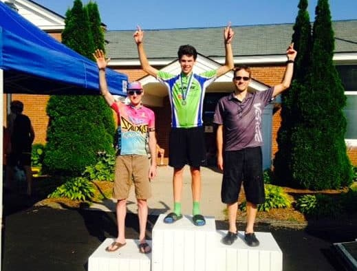 Clarke and Ramsay dominate at New England Road Championships
