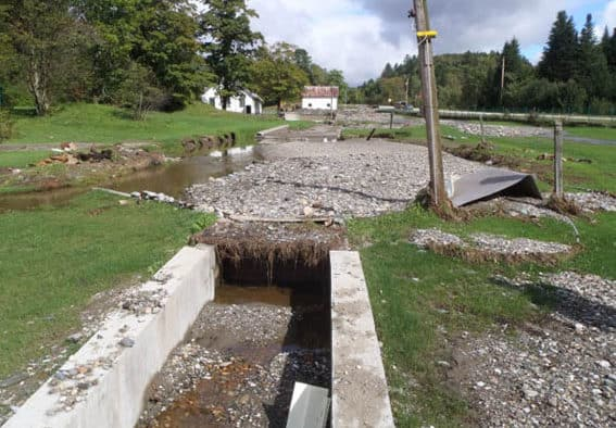 Three years after Irene: fish hatchery among the lingering scars