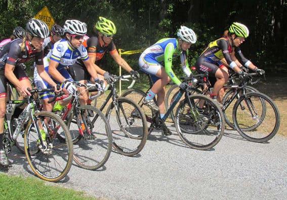 KMS cyclists mount the podium at Kirkland Cyclocross