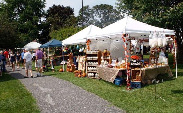 Autumn Art in the Park festival hits Rutland's Main Street Park this weekend