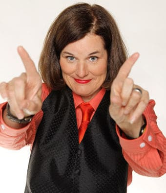 Comedienne Paula Poundstone returns to Chandler