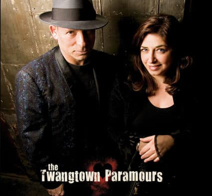 Twangtown Paramours perform live in Brandon