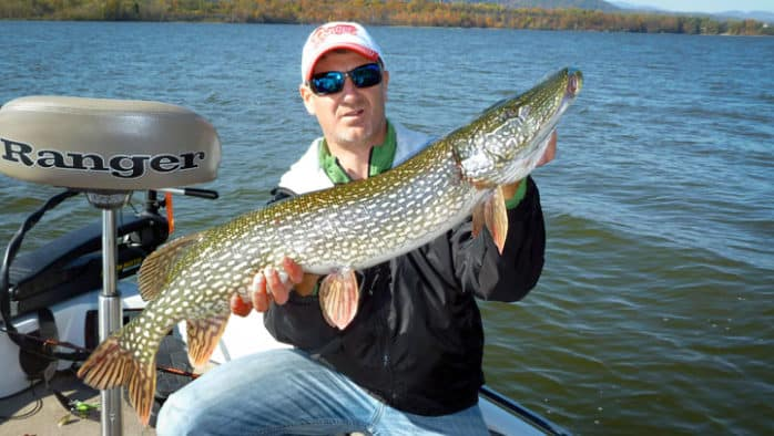 Vermont fishing opportunities heat up as waters cool down this season