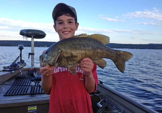 Lake Champlain ranked among top smallmouth bass fisheries in North America