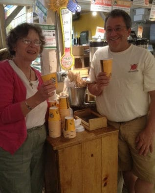 Penny Power campaign: Drinking coffee helps stock community food shelf