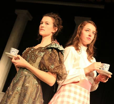 "GMC presents ""The Importance of Being Earnest"""