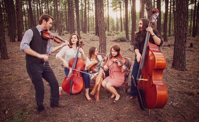 Tasty bluegrass and fresh produce to be served at Chandler