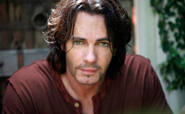 Rick Springfield answers questions from the audience in new tour