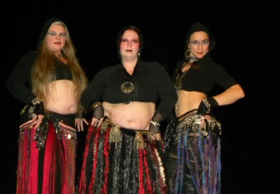 Malice presents belly dancing event in West Rutland, Dancing Darkly