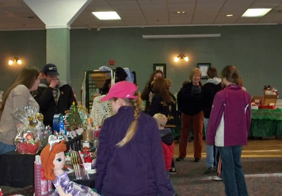 Rutland Chamber presents Gift Show & Craft Fair