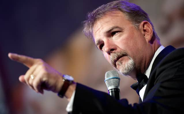 Comedian Bill Engvall brings double the fun to Rutland's Paramount Theatre