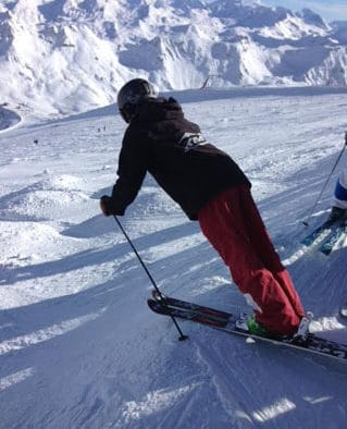 KMS Freestyle team returns from two weeks in Tignes, France