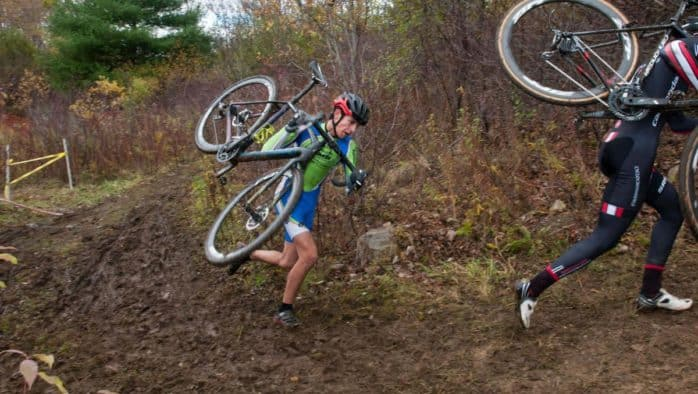 KMS' Barrows named to Australian national cyclocross team
