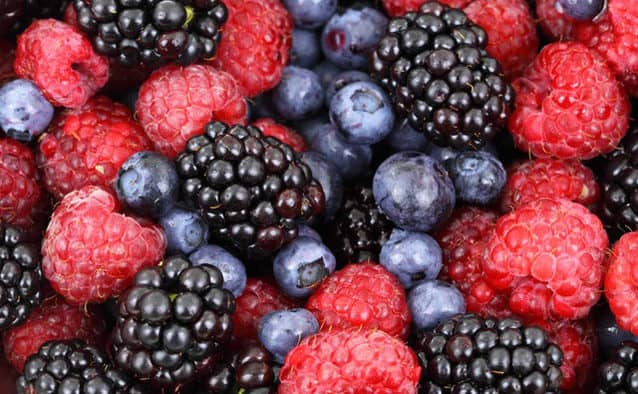 Blueberries over botox: The top three anti-aging foods