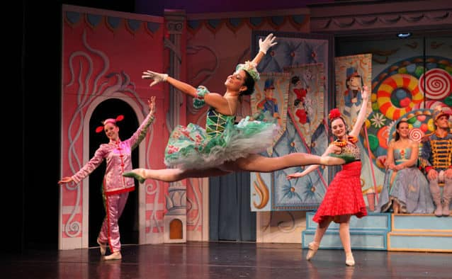 "The Albany Berkshire Ballet presents its ruby anniversary of ""The Nutcracker"""