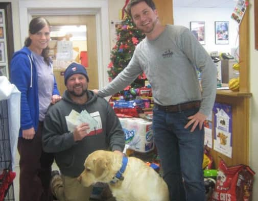 KO'S annual Humane Holiday Party raises funds for homeless animals