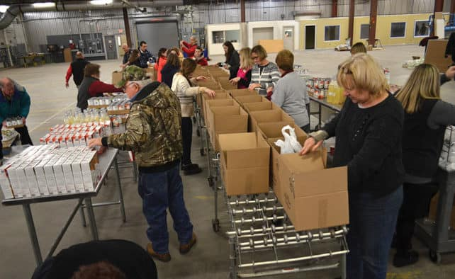 Vermont Foodbank sees fewer donors, fundraising slows