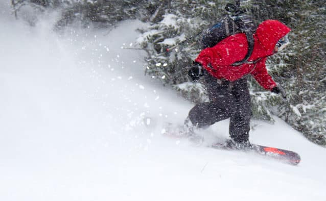 National forest considers backcountry skiing plan