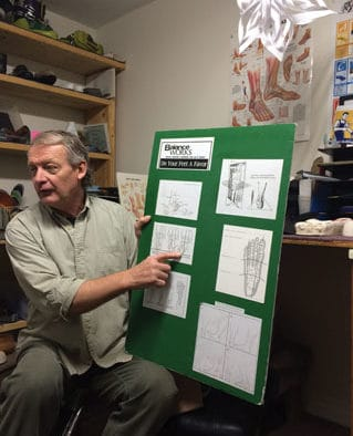 The science and the shoe: Longtime shoe repair shop transitions into modern age