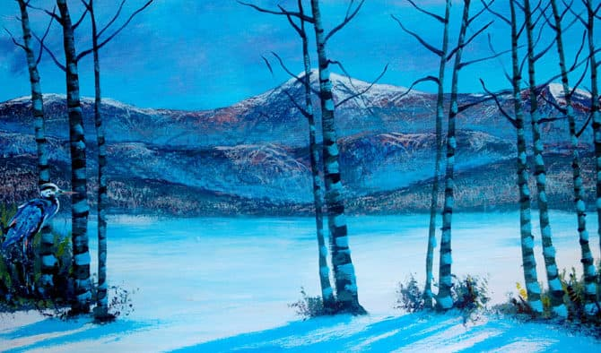 Second annual Winter Art Mart opens with reception, at Compass Music and Arts Center in Brandon