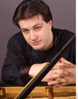 """Pianist Gleb Ivanov opens 7th annual """"Passages at the Paramount"""" classical series, Jan. 24"""