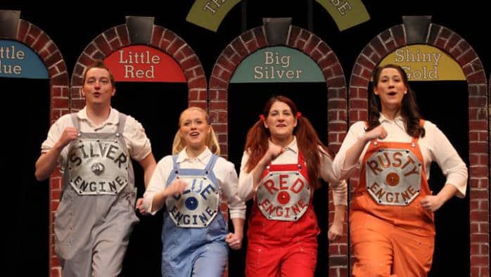 """""""The Little Engine That Could"""" adaptation comes to Chandler Center for the Arts"""