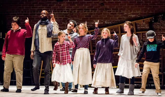 "Theatre group readies for ""Fiddler on the Roof"" with pre-productions open to the public"