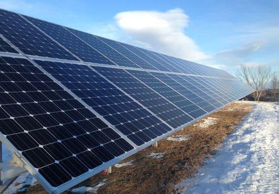 Benson landowner donates renewable energy credits to GMC