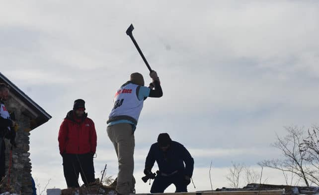 Winter Death Race ends after 58 hours; nine racers finish