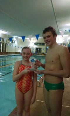 Killington Aquatic Club celebrates swimmers' success