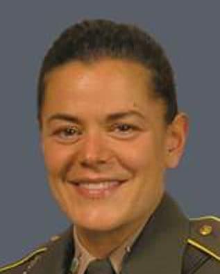 VSP announces promotion of Captain Ingrid R. Jonas