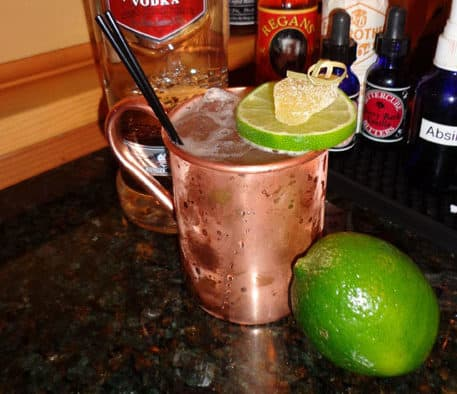 Cocktail Corner: Moscow Mule