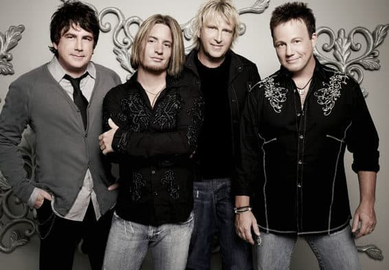 Country music super-group Lonestar to appear at The Paramount Theatre